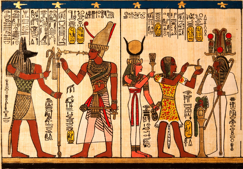 The History of Transcription – From Hieroglyphics to Online Transcription