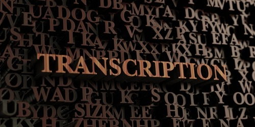 How Alphabet's UK Transcribers Deal with Difficult PACE Recordings