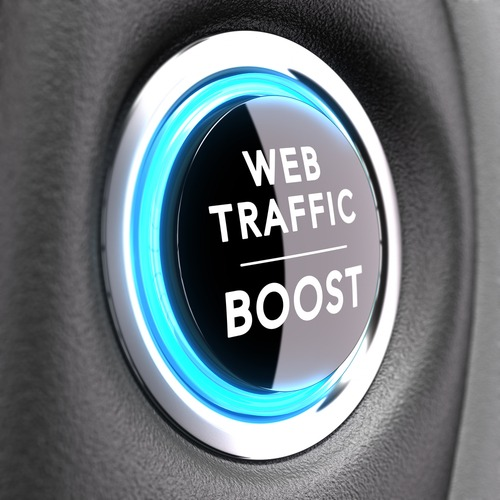 How can you drive more traffic to your website?